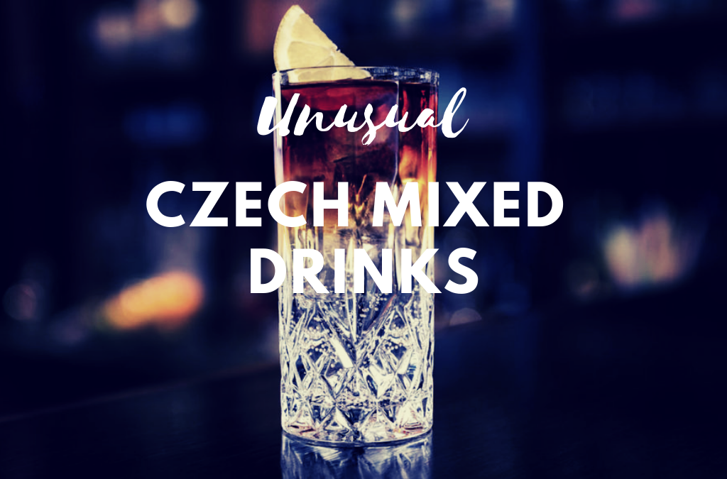 5 original Czech mixed drinks you have never heard about