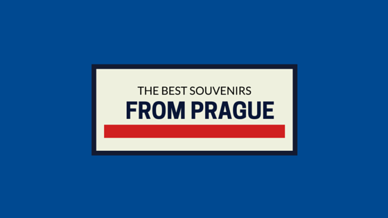 4 original tips from locals. Best souvenirs to bring back home from Prague