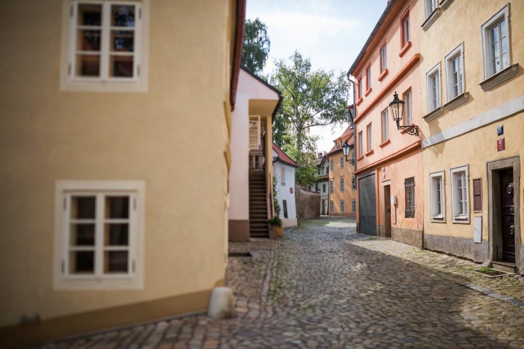 Nový Svět, lovely peaceful place without crowds of tourists