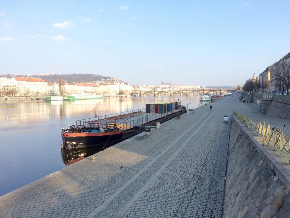 """Great location for relaxing and """"sightseeing"""". Perfect autumn activity in Prague downtown"""