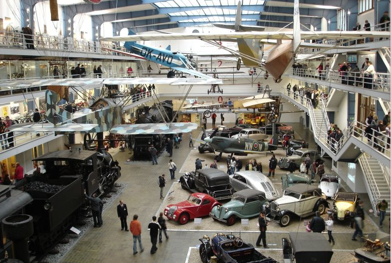 Visit amazing collections of Technical Museum of Prague. Photo: Technical Museum of Prague