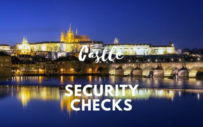 Important information: Prague Castle and new security checks