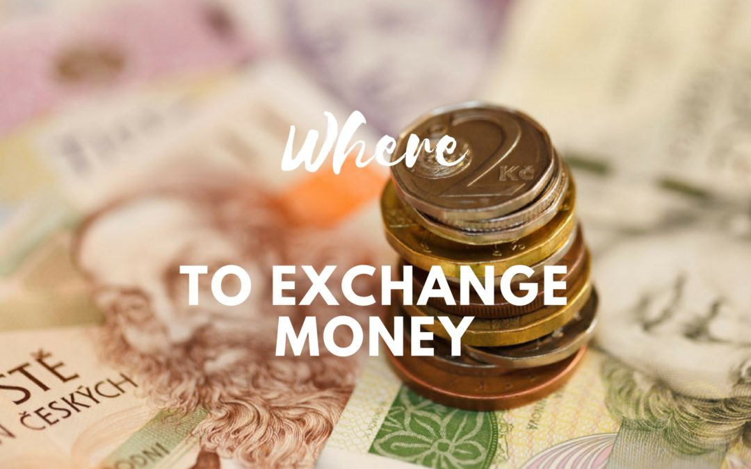 Where to exchange money in Prague?