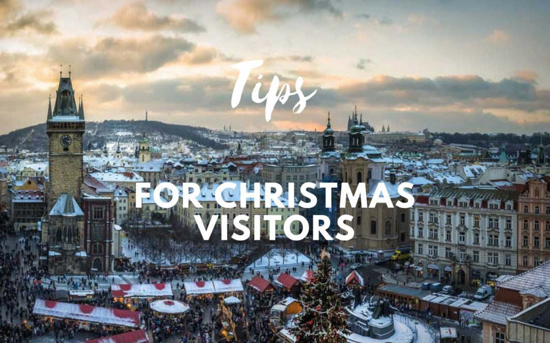 7 practical tips for Prague Christmas visitors
