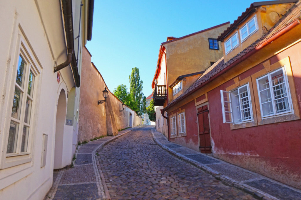 Prague off the beaten path tour