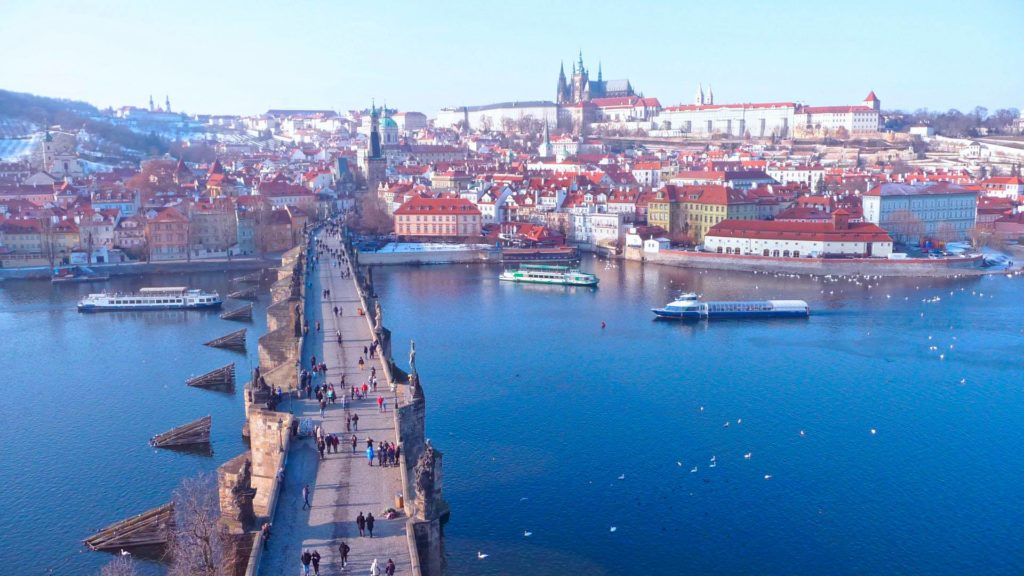 Prague in one day