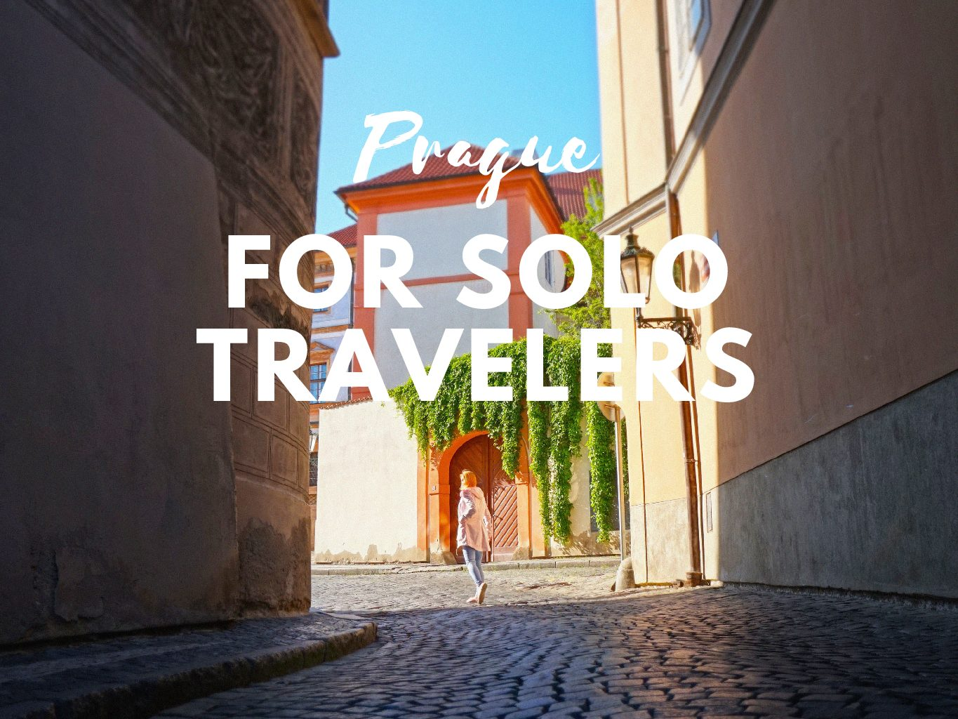 What to do in Prague alone: 3 practical tips for a solo traveler