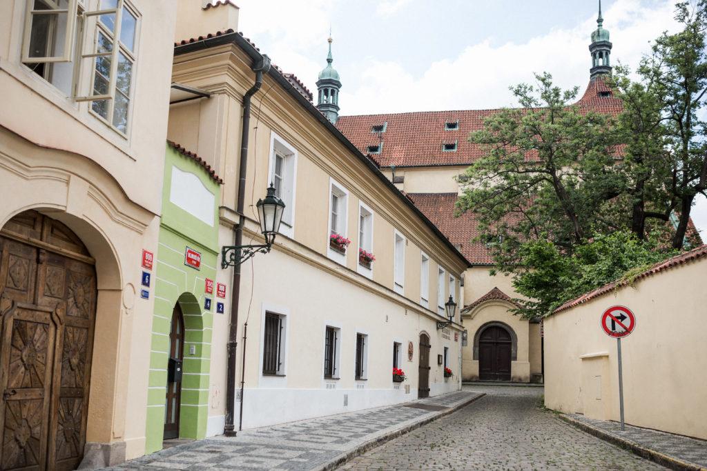 solo traveler Prague